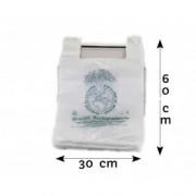 Shopper Biodegradabili Compostabili UNI 13432 MAXI mis.30+10+10x60 pz. 500 gr.13