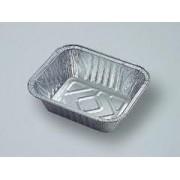 Vaschette Alluminio 1 Porz. 1600 pezzi