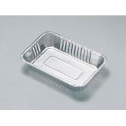 Vaschette Alluminio 2 Porz. 1000 pezzi