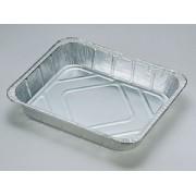 Vaschette Alluminio 8 Porz. 400 pezzi